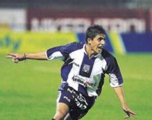 Baldeón salió campeón con Alianza en 2004