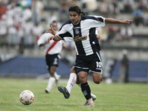Saritama salió campeón con Alianza en 2004