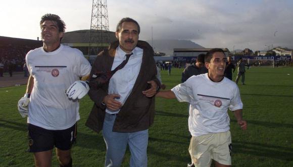 Ángel Cappa logró el historico Apertura del 2002 con Universitario