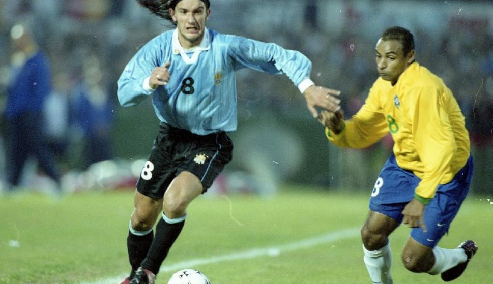 Fue mundialista con la selección charrúa en 2002