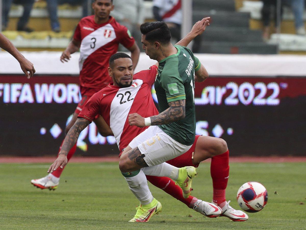 """""""En la Selección tuvimos partidos duros"""": Alexander Callens"""